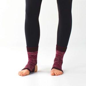 Lululemon ankle warmers